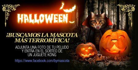 Promocion facebook Halloween Franquicias tiendas animales