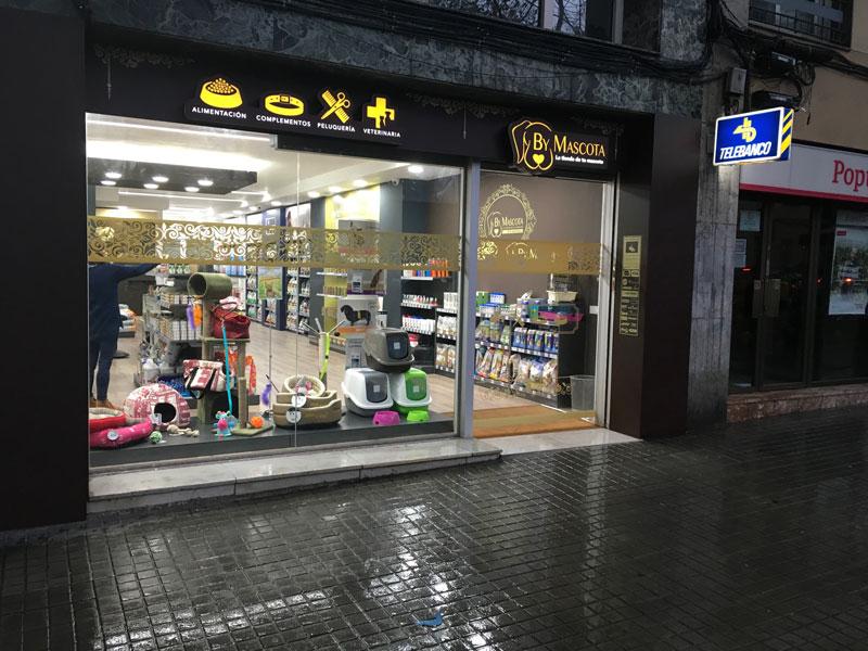 tiendas mascotas Guinardó