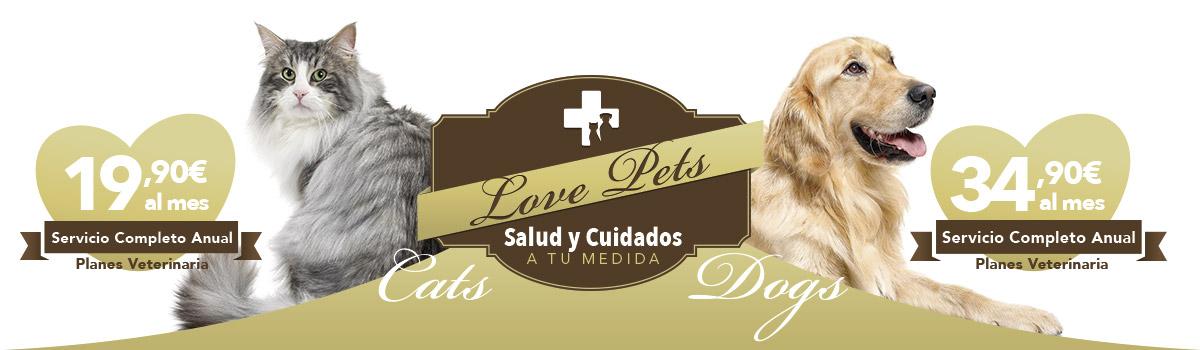 Planes Veterinaria Caninos y Felinos