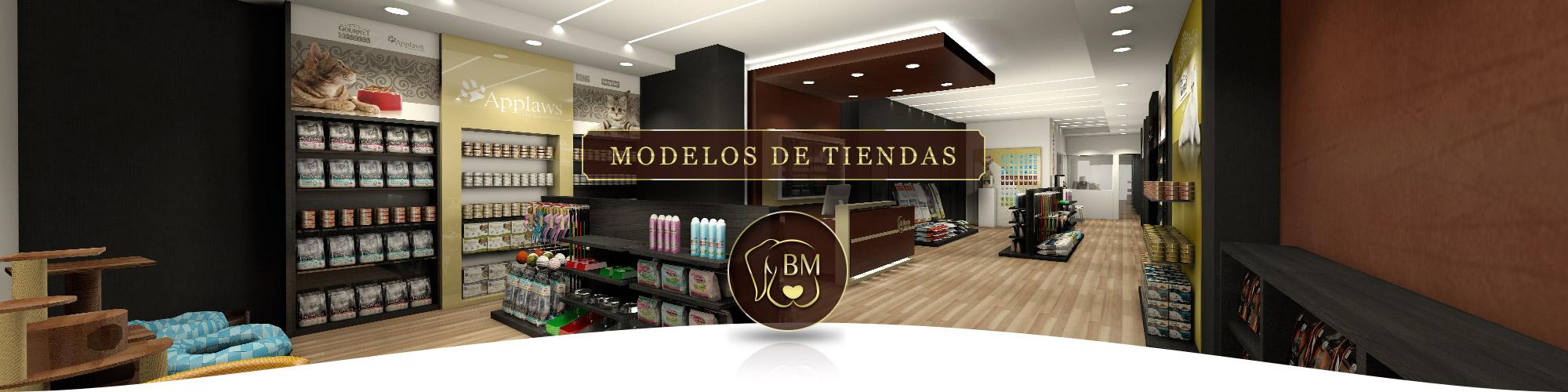 Modelo de tiendas de franquicia de mascotas by mascota