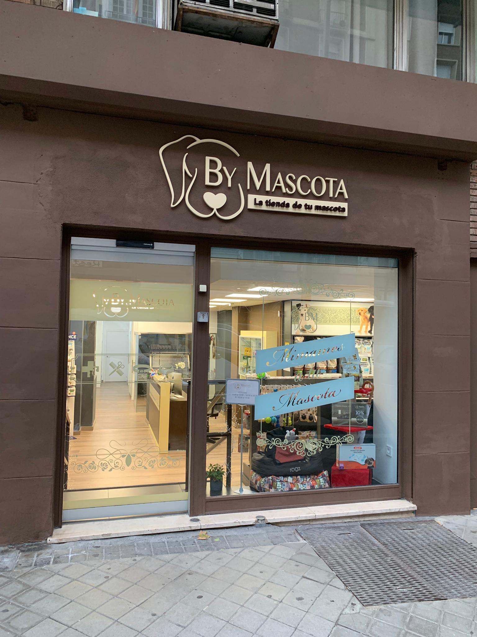 Tienda Mascotas Madrid